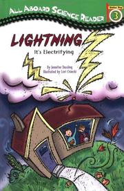 Cover of: Lightning: It's Electrifying (GB): It's Electrifying! (All Aboard Science Reader) | Jennifer Dussling