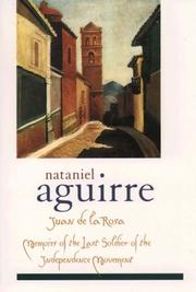 Cover of: Juan de la Rosa by Nataniel Aguirre