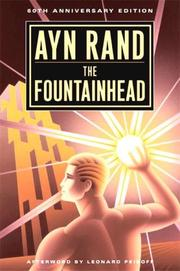 Cover of: The Fountainhead | Ayn Rand