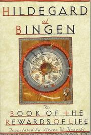 Cover of: The Book of the Rewards of Life | Hildegard of Bingen