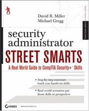 Cover of: Security Administrator Street Smarts | Michael Gregg