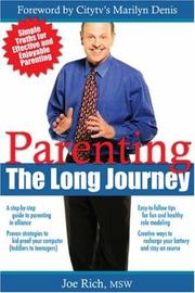 Cover of: Parenting | Joe Rich