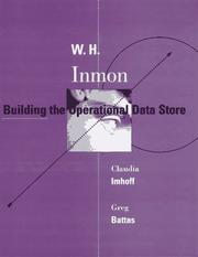 Cover of: Building the operational data store | William H. Inmon