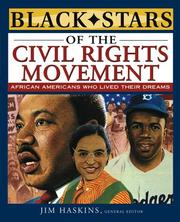 Cover of: Black Stars of the Civil Rights Movement | Jim Haskins