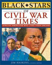 Cover of: Black Stars of Civil War Times | Jim Haskins