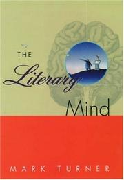 Cover of: The Literary Mind | Mark Turner