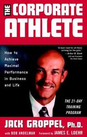 Cover of: The Corporate Athlete | Bob Andelman