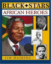 Cover of: African Heroes (Black Stars) | Jim Haskins
