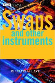 Cover of: Swaps and Other Derivatives | Richard Flavell