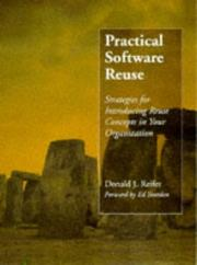 Cover of: Practical software reuse by Donald J. Reifer