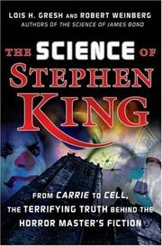 Cover of: The Science of Stephen King by Lois H. Gresh