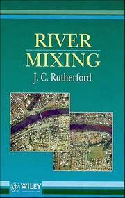Cover of: River mixing | J. C. Rutherford