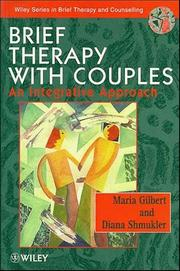 Cover of: Brief therapy with couples | Maria Gilbert