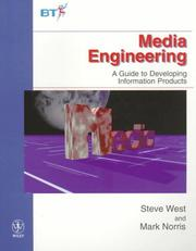 Cover of: Media engineering by S. West