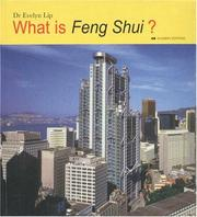 Cover of: What Is Feng Shui? by Euelyn Lip