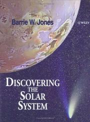 Cover of: Discovering the solar system by Barrie William Jones