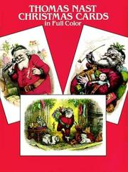 Cover of: Thomas Nast Christmas Postcards in Full Color | Thomas Nast