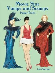 Cover of: Movie Star Vamps and Scamps Paper Dolls | Tom Tierney