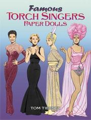 Cover of: Famous Torch Singers Paper Dolls by Tom Tierney
