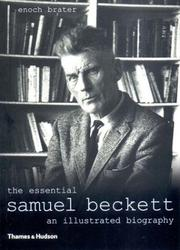 Cover of: The Essential Samuel Beckett | Enoch Brater