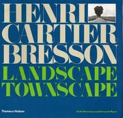 Cover of: Henri Cartier-Bresson | Erik Orsenna