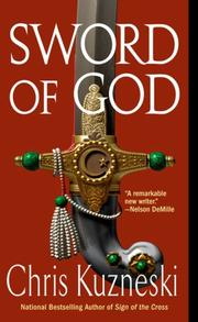 Cover of: Sword of God by Chris Kuzneski