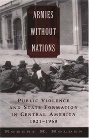 Cover of: Armies without Nations by Robert H. Holden