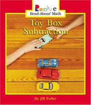 Cover of: Toy Box Subtraction by Jill Fuller