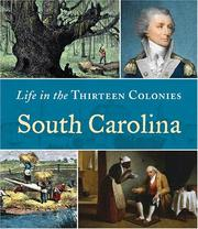 Cover of: South Carolina | Richard Worth
