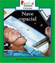 Cover of: Nave Espacial by Carmen Bredeson