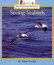 Cover of: Seeing Seabirds | Allan Fowler