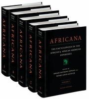 Cover of: Africana | Anthony Appiah
