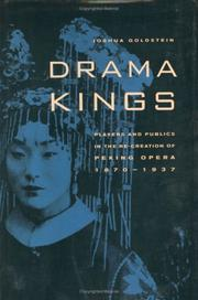 Cover of: Drama Kings | Joshua Goldstein