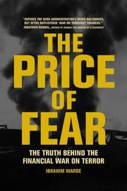 Cover of: The price of fear | Ibrahim Warde