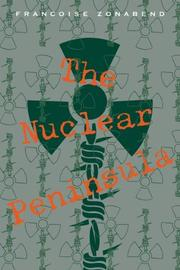 Cover of: The Nuclear Peninsula | Françoise Zonabend