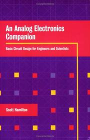 Cover of: An Analog Electronics Companion | Scott Hamilton