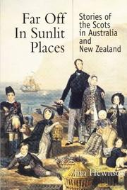 Cover of: Far off in sunlit places | Jim Hewitson