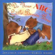 Cover of: Do your ABC's, Little Brown Bear by Jonathan London