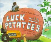 Cover of: Luck with potatoes | Helen Ketteman