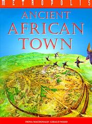 Cover of: Ancient African Town (Picture a Country) | Fiona MacDonald