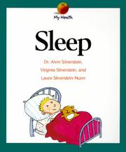 Cover of: Sleep | Alvin Silverstein