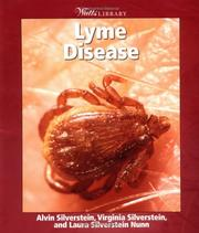 Cover of: Lyme Disease | Alvin Silverstein
