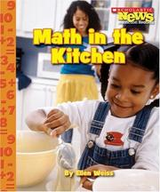 Cover of: Math in the Kitchen | Ellen Weiss