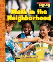 Cover of: Math in the Neighborhood | Ellen Weiss