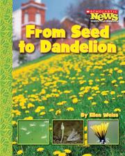 Cover of: From Seed to Dandelion | Ellen Weiss