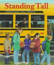 Cover of: Standing tall | Elaine Landau