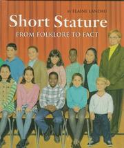 Cover of: Short stature | Elaine Landau