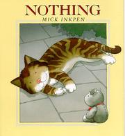 Cover of: Nothing | Mick Inkpen