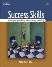 Cover of: Success Skills | Abby Marks-Beale