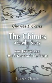Cover of: The chimes by Charles Dickens